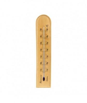 Teplomer izbový drevený