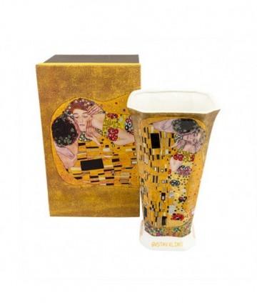 Váza veľká Klimt zlatý