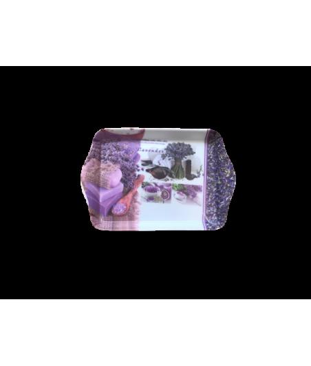 Tácka melamin 21x14x1,8cm