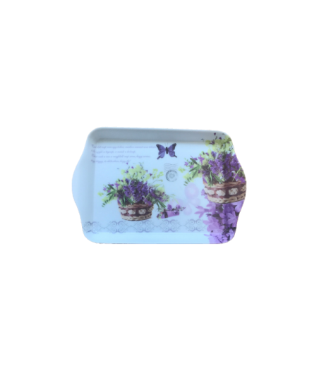 Tácka melamin 21x14,1x1,8cm