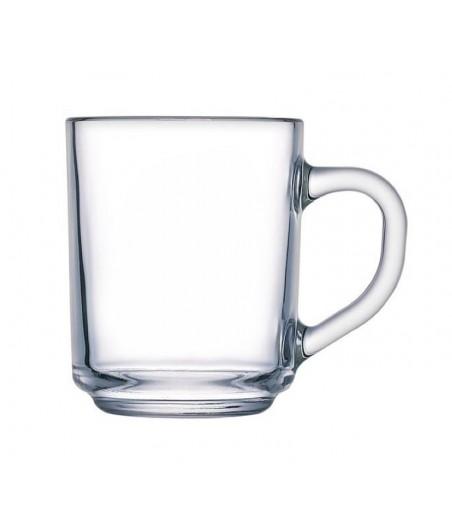 Sada pohárov 6ks 250ml sklo extra temp.