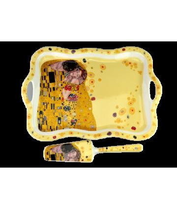 Tácka s lopatkou Klimt...