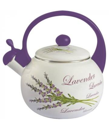 Čajník Levandula 2,3l smalt